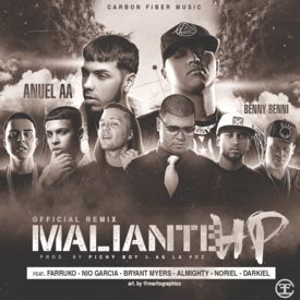 Maliante HP (Official Remix)