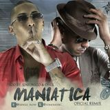 evercfm - Maniatica (Official Remix) Cover Art