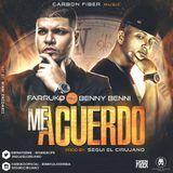 evercfm - Me Acuerdo Cover Art
