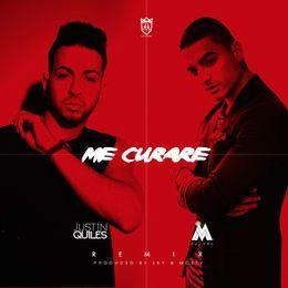 evercfm - Me Curare (Official Remix) Cover Art