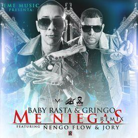 Me Niegas (Official Remix)