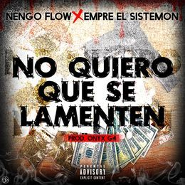 evercfm - No Quiero Que Se Lamenten Cover Art