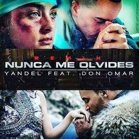 Nunca Me Olvides (Official Remix)