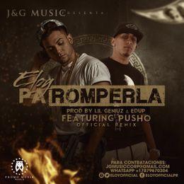 evercfm - Pa Romperla (Official Remix) Cover Art