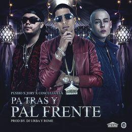 evercfm - Pa Tras Y Pal Frente Cover Art