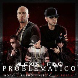 evercfm - Problematico (Official Remix) Cover Art