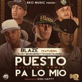 evercfm - Puesto Pa Lo Mio (Official Remix) Cover Art
