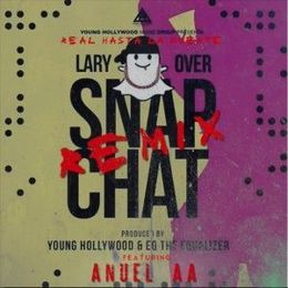 evercfm - SnapChat (Official Remix) Cover Art