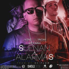 Suenan las Alarmas (Official Remix)