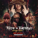 evercfm - Tarde o Temprano (Official Remix) Cover Art