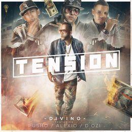 evercfm - Tension Cover Art