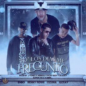 To Los Dias Me Pregunto (Official Remix)