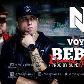 Voy A Beber (Official Remix)