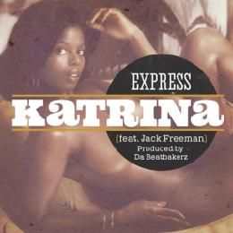 EXPRESS - Katrina Cover Art