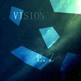 E.Z Man Killa - Vision Cover Art