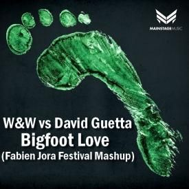Bigfoot Love (Fabien Jora Festival Mashup)