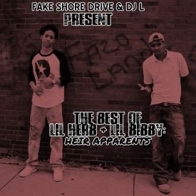 Fake Shore Drive - The Best Of Lil Herb & Lil Bibby: Heir Apparents Cover Art