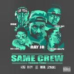 Fake Shore Drive - Same Crew (Remix) Cover Art