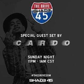 Guest Mix on The Drive on Shade 45