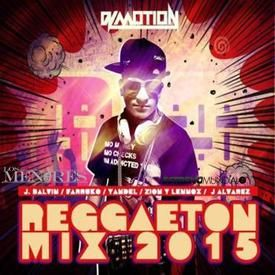 REGGAETON MIX 2015 (VOL. 1)