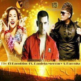 Llama Al Sol (Official Remix)