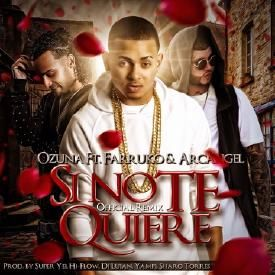 Si No Te Quiere (Official Remix)