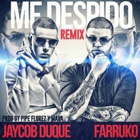Me Despido (Remix)