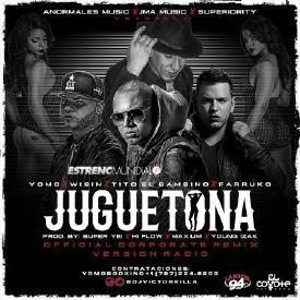Juguetona (Official Corporate Remix)