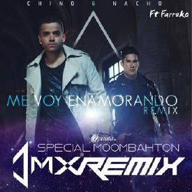 Me Voy Enamorando (Moombahton Remix)