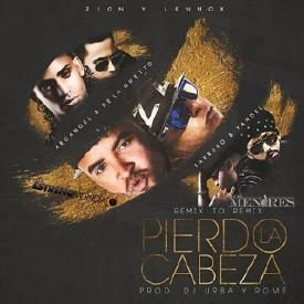 Pierdo La Cabeza (Remix to the remix)