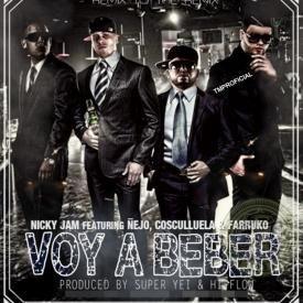 Voy A Beber (Remix 2)