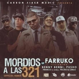 Mordios A Las 3 2 1 (Official Remix)