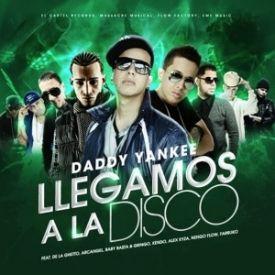 Llegamos a la Disco (feat. De la Ghetto, Ñengo Flow, Arcangel, Farruko)