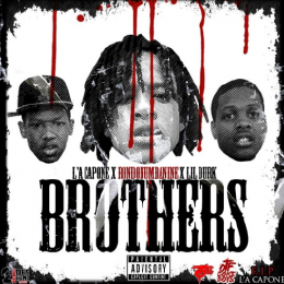 Fashionably-Early - Brothers (Ft. Lil Durk & RondoNumbaNine) Cover Art
