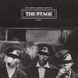 Fashionably-Early - The Stage EP Cover Art