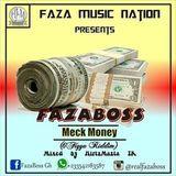 Fazaboss - Meck Money (6 Figga Riddim) Cover Art