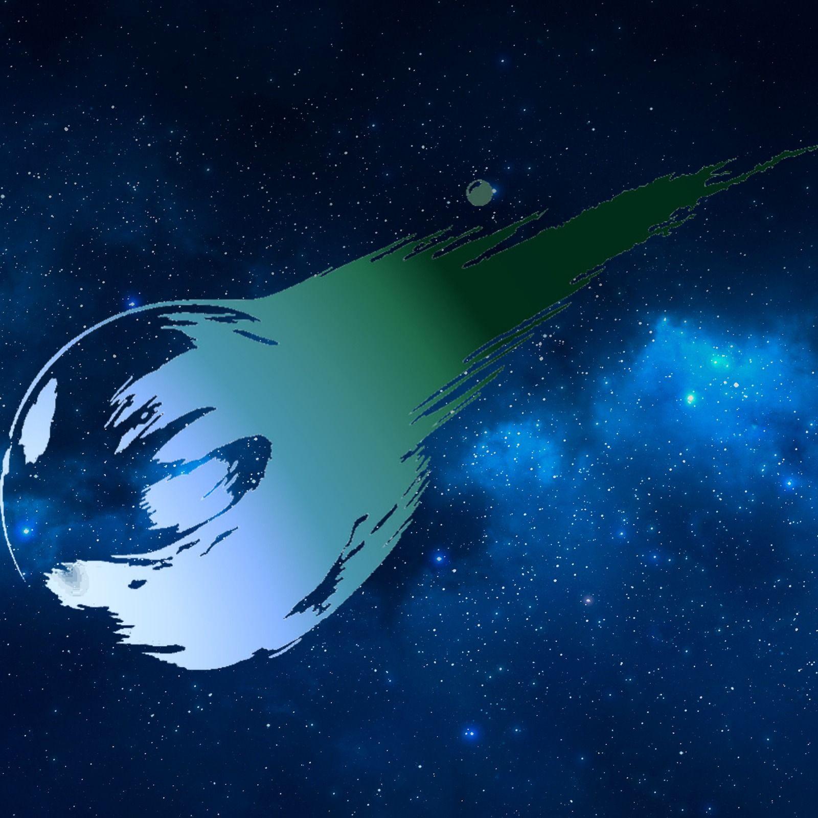 Nobuo Uematsu - ff vii world theme (lo-fi remix) by f