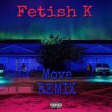 Fetish_K - Move REMIX Cover Art