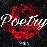 Fetish_K - Poetry Cover Art