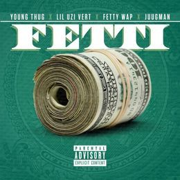 J'$abiyon Alfred - Fetti (Ft. Lil Uzi & Fetty Wap) Cover Art