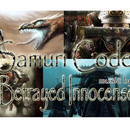 Betrayed Innocense - Code Of A Samuri Cover Art
