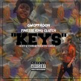 Finesse King Clutch - YFN Lucci - Key 2 The Streets Remix Cover Art