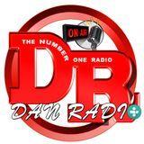Dan1Radio - Hyia Flames Interview On Dan1Radio 1-24-15 Cover Art
