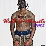F.Low - Wait A Minute RMX Cover Art