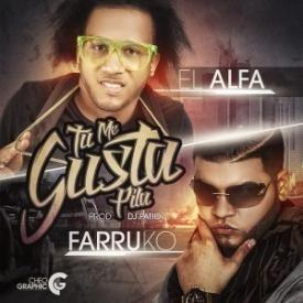 El Alfa Feat. FarrukoTu Me Gustas Pila (Prod. By Dj Patio)  (Www.FlowTemplado.Es)