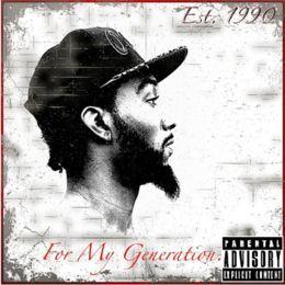 FLRest07 - For My Generation [Mixtape] (2013) Cover Art