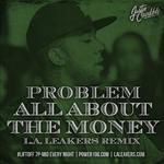Flyppl - All About The Money  Cover Art