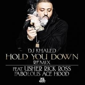 Hold You Down (Rmx)