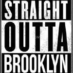FlyTunez.com - Straight Outta Brooklyn Cover Art