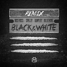 Rick Ross – Black & White Remix F. Stalley, Gunplay & Killer Mike